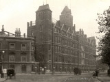 St Pancras Workhouse Infirmary, London Photographic Print by Peter Higginbotham