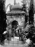 The Oriental Tomb at La Mortola, Italy, 1915 Photographic Print