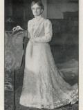 Wife of William Mckinley Photographic Print