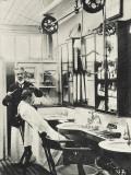 Trumpers Barbers - Mayfair, London Photographic Print