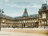 The Town Hall - Le Havre, France Photographic Print