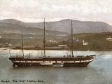 Training Ship Clio, Bangor, Menai Straits, North Wales Photographic Print by Peter Higginbotham