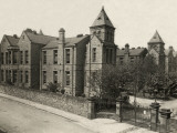 Union Workhouse Infirmary, Dewsbury, West Yorkshire Photographic Print by Peter Higginbotham