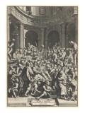 Vesalius Demonstrating Giclee Print