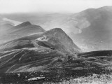 Welsh Mountain Scenery Photographic Print
