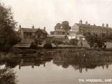 Wheatenhurst Union Workhouse, Eastington Photographic Print by Peter Higginbotham