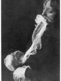 Stanislawa P., Polish Psychic Photographic Print