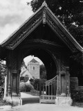 St. Giles Lychgate Photographic Print