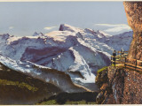 Swiss Alps: on the Stanserhorn Photographic Print
