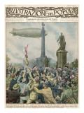 Zeppelin Giclee Print