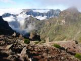 View from Pico Do Arieiro, Madeira Photographic Print