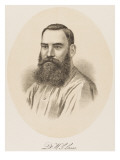 W G Grace (Men and Women) Giclee Print