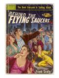 UFO Book Giclee Print