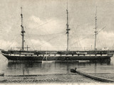 Training Ship Arethusa, Greenhithe, Kent Photographic Print by Peter Higginbotham