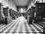 Trinity College Library Photographic Print