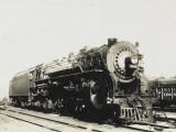 American Steam Engine Photographic Print