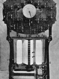 Tide Predicting Machine: Front View Photographic Print