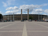 The Olympic Stadium, Berlin, Germany Photographic Print