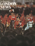 A Front Cover from the Illustrated London News of Queen Elizabeth's Silver Jubilee Photographic Print