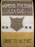 Women's Freedom League Banner Photographic Print by Women's Library