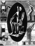 The New Mechanical Man Photographic Print