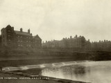Union Workhouse Hospital, Ashton under Lyne, Lancashire Photographic Print by Peter Higginbotham