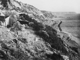 Y Beach and the Coast, Looking South to Cape Helles in the Distance During World War I Photographic Print by Robert Hunt
