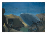 The Roswell Incident Giclee Print by Michael Buhler