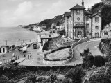 Ventnor, Isle of Wight, One of the Pleasant Resorts of This Lovely Island Photographic Print