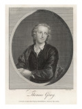 Thomas Gray Writer Giclee Print