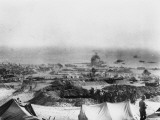 V Beach at Gallipoli WWI Photographic Print by Robert Hunt