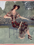 Tatler Fashions for July 1930 Photographic Print