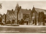 St George's School, Harpenden, Hertfordshire Photographic Print