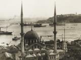 View across the Golden Horn Toward Topkapi Palace Photographic Print