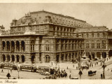 Vienna Opera House or Staatsoper Reproduction photographique