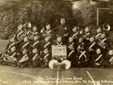 Strand Union Boys Band Photographic Print by Peter Higginbotham