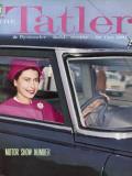 Tatler Front Cover: Queen Elizabeth Ii Photographic Print