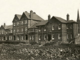 Workhouse Infirmary, Cheadle, Staffordshire Photographic Print by Peter Higginbotham