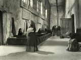 Workhouse Interior, Oliver Twist Film, 1948 Photographic Print by Peter Higginbotham