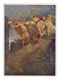 Walpurgis Night Giclee Print
