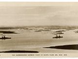 The Surrendered German Fleet Photographic Print