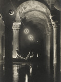 The Istanbul Underground Cistern Photographic Print