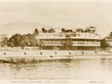 Strand Hotel on the Esplanade, Cairns, Queensland, Australia 1926 Photographie
