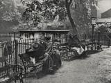 Women Vagrants Sleeping, Spitalfields, East End of London Photographic Print by Peter Higginbotham
