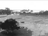 Sports Field in India Photographic Print