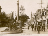 The Corso, Manly, Sydney, New South Wales, Australia Reproduction photographique