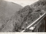 Surprise Creek Bridge on the Cairns Railway, Queensland, Australia, 1930s Photographic Print