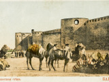 The Ancient Walls of Baku - Azerbaijan Photographic Print