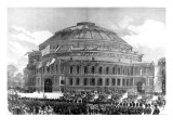 The Opening of the Royal Albert Hall, London, 1871 Giclee Print