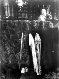 Swords of Napoleon and Wellington, Apsley House Photographic Print